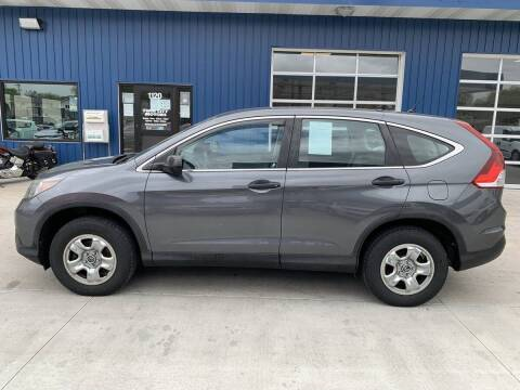 2013 Honda CR-V for sale at Twin City Motors in Grand Forks ND