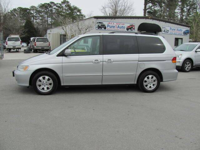 2003 Honda Odyssey for sale at Pure 1 Auto in New Bern NC