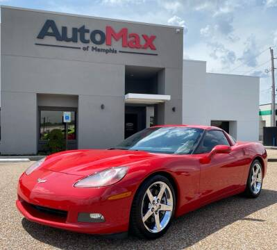 2007 Chevrolet Corvette for sale at AutoMax of Memphis in Memphis TN
