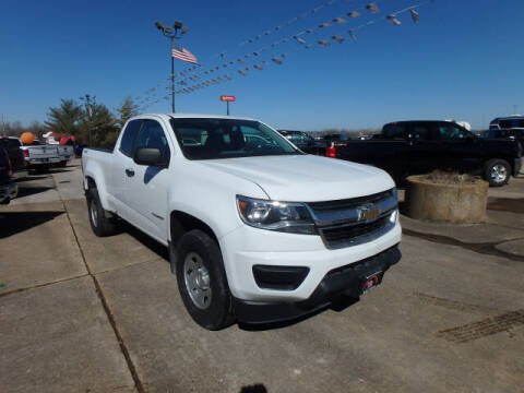 2018 Chevrolet Colorado for sale at BLACKWELL MOTORS INC in Farmington MO