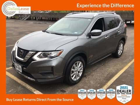2018 Nissan Rogue for sale at Dallas Auto Finance in Dallas TX
