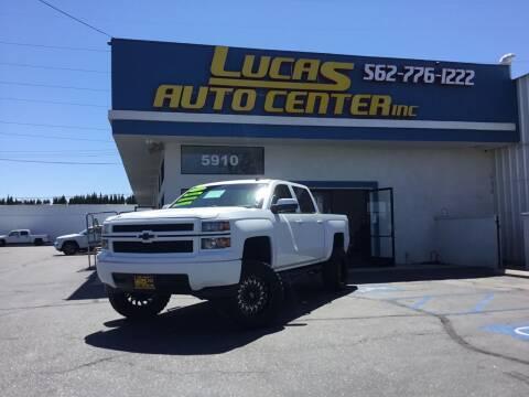 2014 Chevrolet Silverado 1500 for sale at Lucas Auto Center in South Gate CA