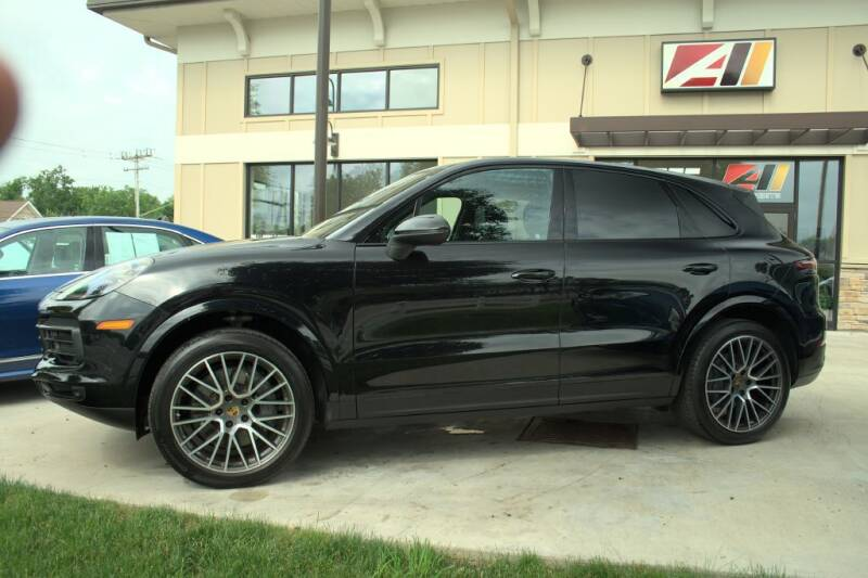 2020 Porsche Cayenne for sale at Auto Assets in Powell OH