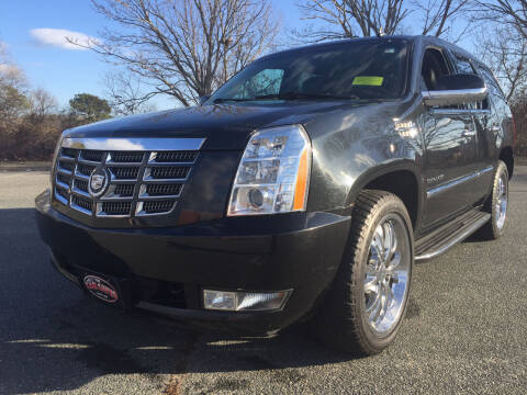 2012 Cadillac Escalade for sale at The Car Guys in Hyannis MA