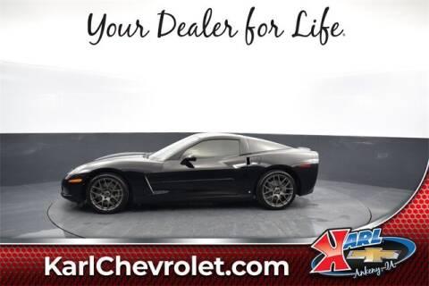 2007 Chevrolet Corvette for sale at Karl Pre-Owned in Glidden IA
