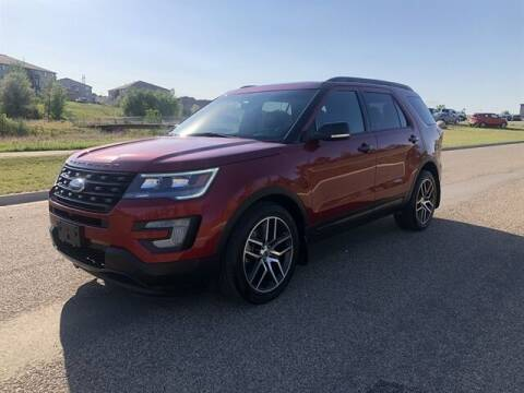 2017 Ford Explorer for sale at CK Auto Inc. in Bismarck ND