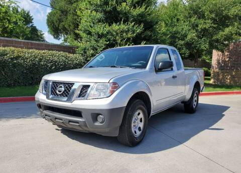2017 Nissan Frontier for sale at International Auto Sales in Garland TX