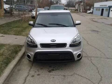 2013 Kia Soul for sale at Hy-Way Sales Inc in Kenosha WI