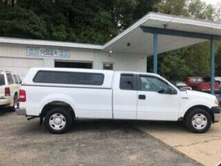 2007 Ford F-150 for sale at Dave's Garage & Auto Sales in East Peoria IL