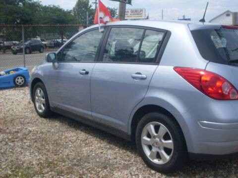 2009 Nissan Versa for sale at Flag Motors in Islip Terrace NY
