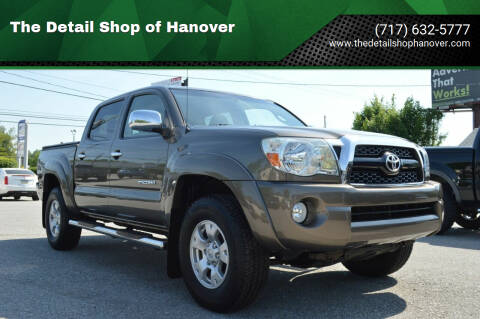 2011 Toyota Tacoma for sale at The Detail Shop of Hanover in New Oxford PA