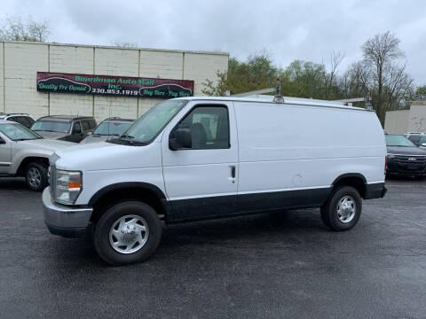 2008 Ford E-Series Cargo for sale at Boardman Auto Mall in Boardman OH