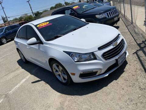 2015 Chevrolet Cruze for sale at New Start Motors in Bakersfield CA
