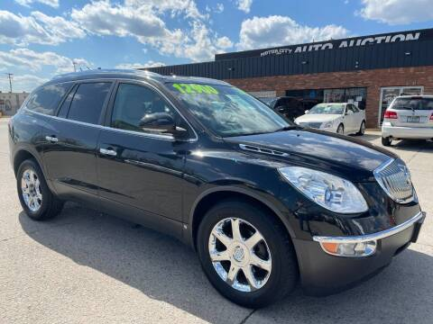 2010 Buick Enclave for sale at Motor City Auto Auction in Fraser MI