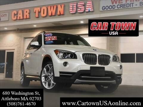 2013 BMW X1 for sale at Car Town USA in Attleboro MA