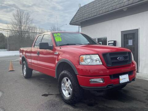 2004 Ford F-150 for sale at Vantage Auto Group in Tinton Falls NJ