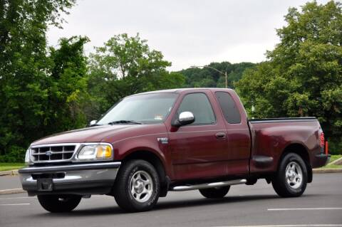 1998 Ford F-150 for sale at T CAR CARE INC in Philadelphia PA