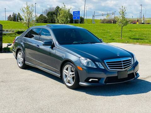 2011 Mercedes-Benz E-Class for sale at Airport Motors in Saint Francis WI