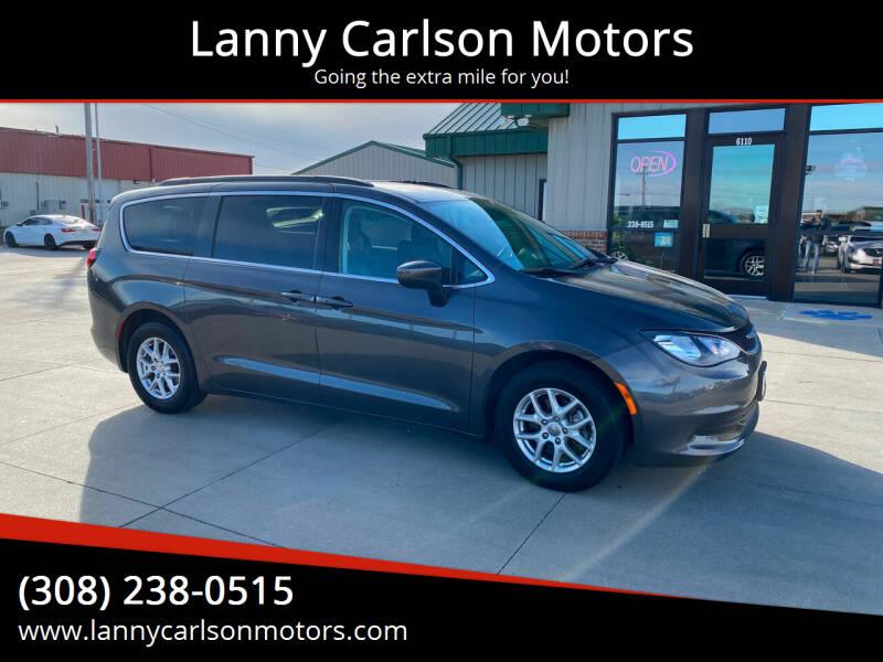 2020 Chrysler Voyager for sale at Lanny Carlson Motors in Kearney NE