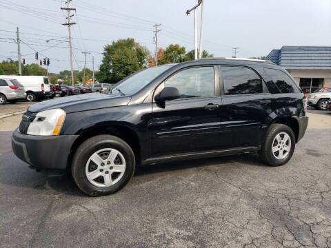2005 Chevrolet Equinox for sale at COLONIAL AUTO SALES in North Lima OH