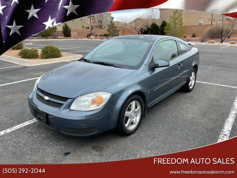 2006 Chevrolet Cobalt for sale at Freedom Auto Sales in Albuquerque NM