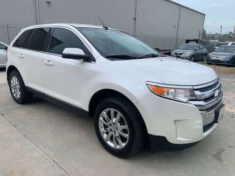 2011 Ford Edge for sale at Affordable Autos in Houma LA