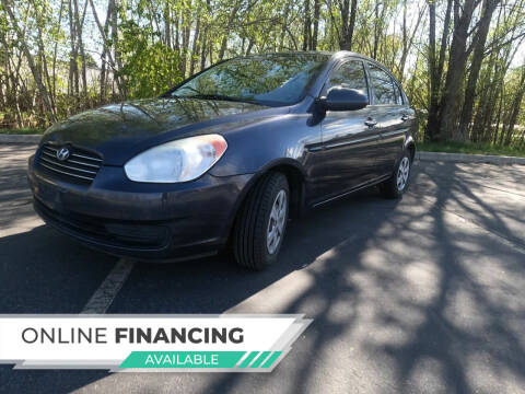 2008 Hyundai Accent for sale at StarCity Motors LLC in Garden City ID