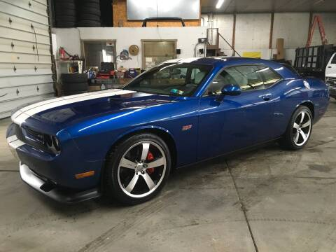 2011 Dodge Challenger for sale at T James Motorsports in Gibsonia PA