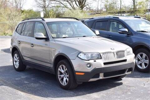2010 BMW X3 for sale at BOB ROHRMAN FORT WAYNE TOYOTA in Fort Wayne IN