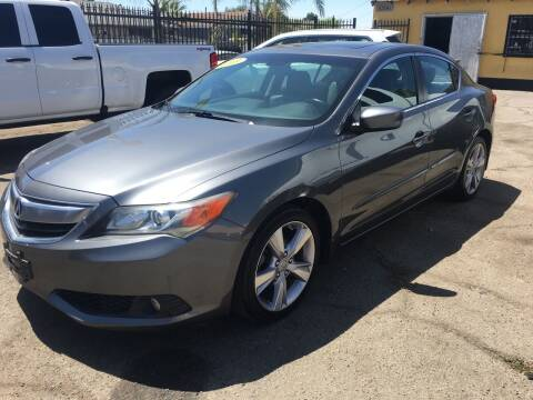 2013 Acura ILX for sale at JR'S AUTO SALES in Pacoima CA