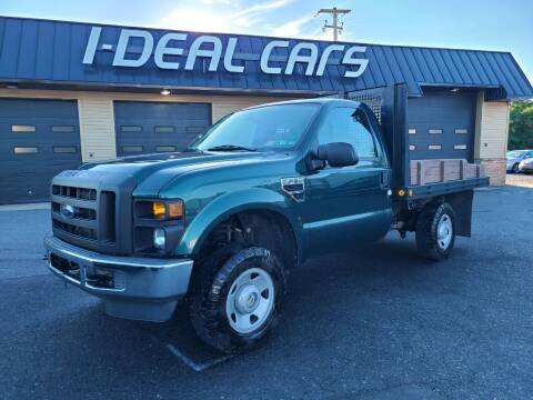 2008 Ford F-250 Super Duty for sale at I-Deal Cars in Harrisburg PA