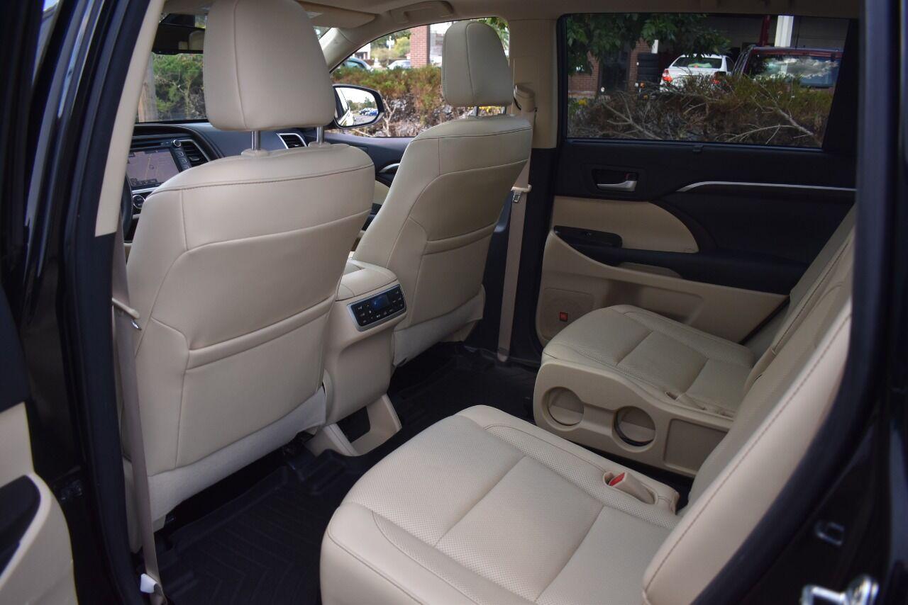 2015 Toyota Highlander Limited AWD 4dr SUV full
