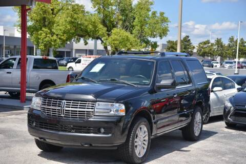 2012 Lincoln Navigator for sale at Motor Car Concepts II - Kirkman Location in Orlando FL