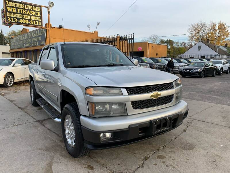 2010 Chevrolet Colorado for sale at 3 Brothers Auto Sales Inc in Detroit MI