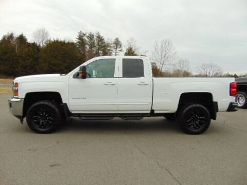 2017 Chevrolet Silverado 2500HD for sale at E & M AUTO SALES in Locust Grove VA
