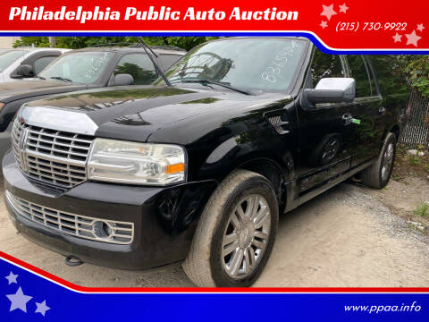 2007 Lincoln Navigator L for sale at Philadelphia Public Auto Auction in Philadelphia PA