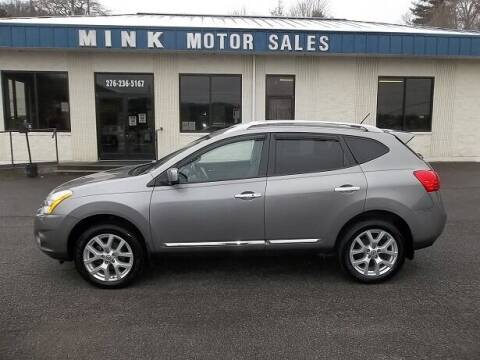 2012 Nissan Rogue for sale at MINK MOTOR SALES INC in Galax VA