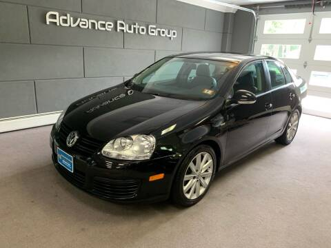 2010 Volkswagen Jetta for sale at Advance Auto Group, LLC in Chichester NH