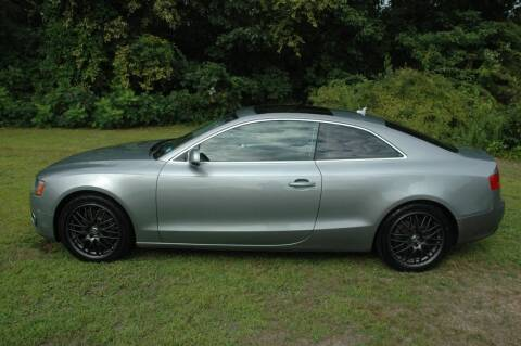 2010 Audi A5 for sale at Bruce H Richardson Auto Sales in Windham NH