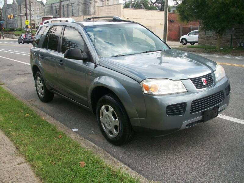 2006 Saturn Vue for sale at J Michaels Auto Sales Inc in Philadelphia PA