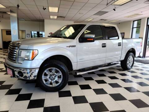 2012 Ford F-150 for sale at Cool Rides of Colorado Springs in Colorado Springs CO