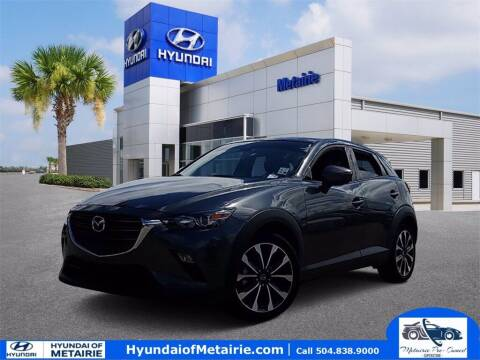 2019 Mazda CX-3 for sale at Metairie Preowned Superstore in Metairie LA
