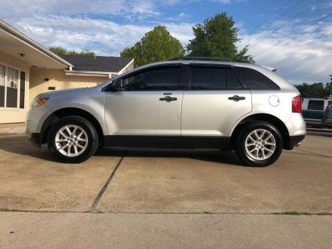 2013 Ford Edge for sale at H3 Auto Group in Huntsville TX