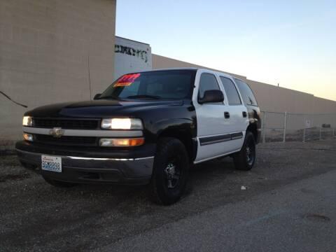 2006 Chevrolet Tahoe for sale at TTT Auto Sales in Spokane WA