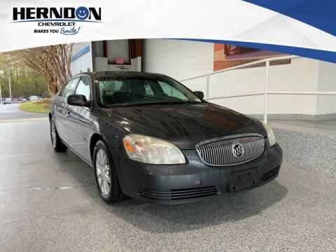2009 Buick Lucerne for sale at Herndon Chevrolet in Lexington SC
