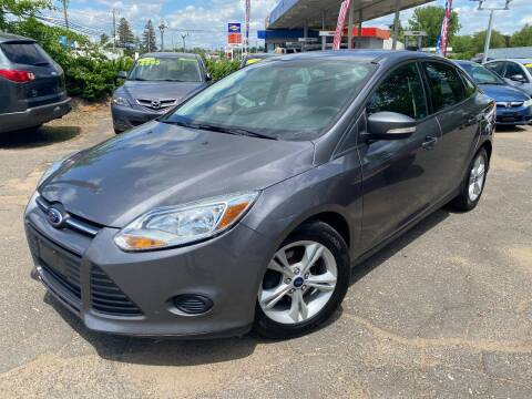 2014 Ford Focus for sale at East Windsor Auto in East Windsor CT