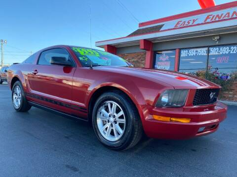2008 Ford Mustang for sale at Premium Motors in Louisville KY