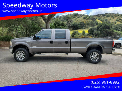 2006 Ford F-350 Super Duty for sale at Speedway Motors in Glendora CA
