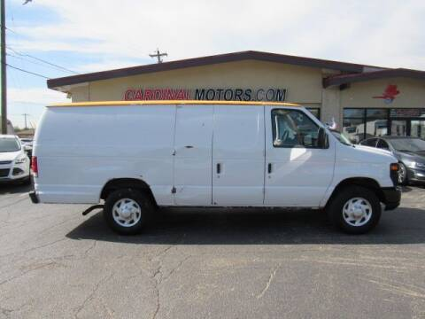 2013 Ford E-Series Cargo for sale at Cardinal Motors in Fairfield OH
