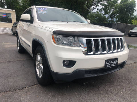 2011 Jeep Grand Cherokee for sale at PARK AVENUE AUTOS in Collingswood NJ